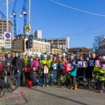 Chiswick Residents Thank Builders For CW9 Bike Lanes