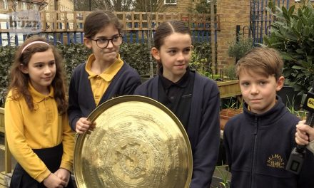 Belmont School Wins Centenary Award 2020