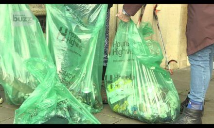 Local Initiative Tackles Litter In Chiswick