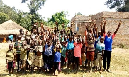 Chiswick Charity Saves Thousands Of Children In Uganda