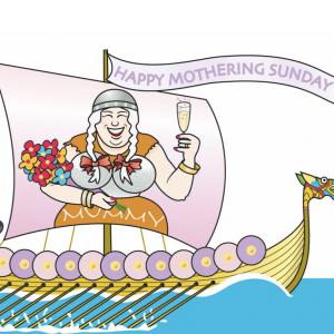Chiswick Pier Mothering Sunday