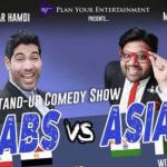 Arabs vs Asians