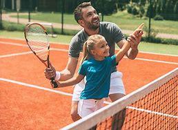 Dukes Meadow tennis