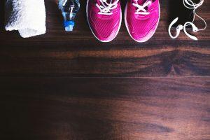 David LLoyd gym feet