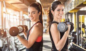 W4 Gym girls