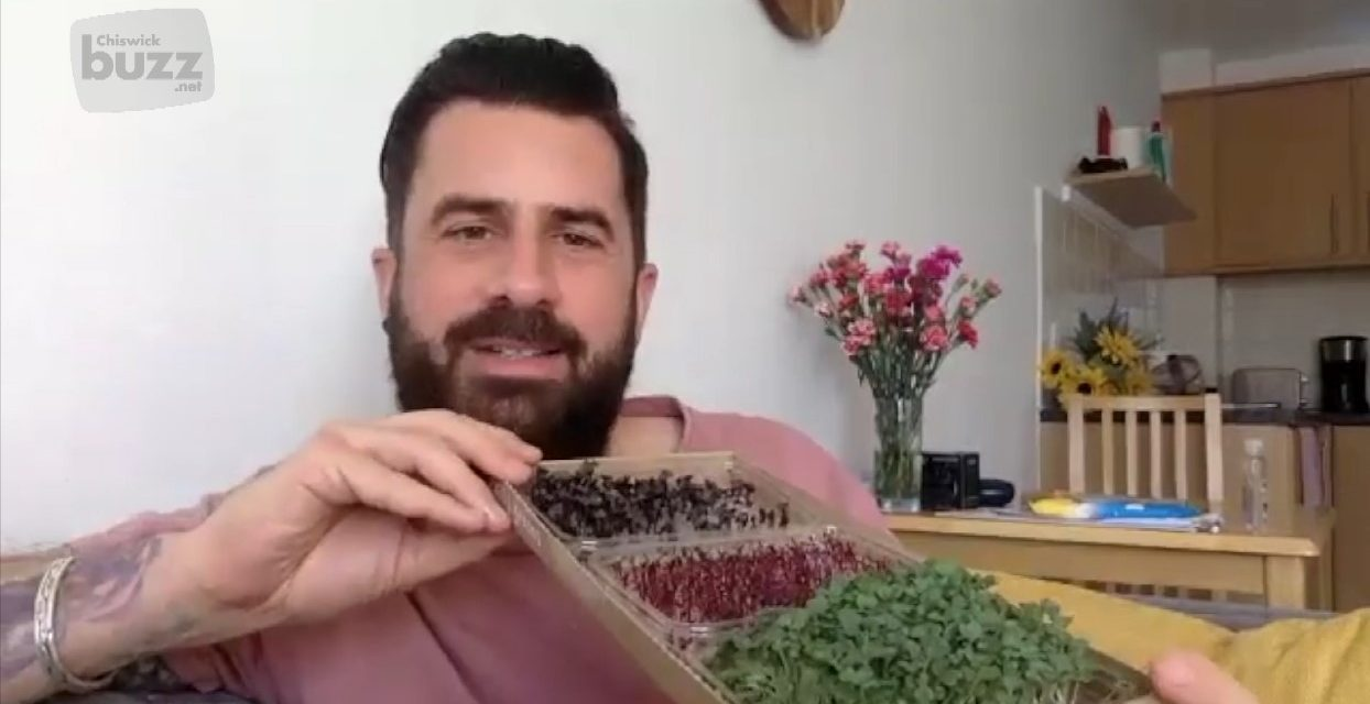 Mr Plant Geek Offers Insights In To Home-Grown Produce