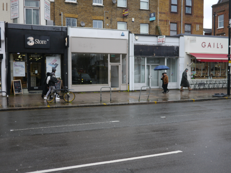 The State Of Chiswick High Road