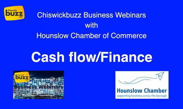 Business Webinar – Cash flow/Finance