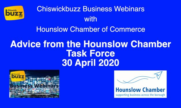 Advice From Hounslow Chamber Task Force – 30 April 2020