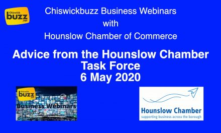 Webinar – Advice From Hounslow Chamber Task Force – 7 May 2020