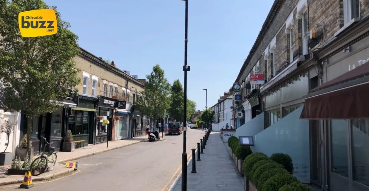 Reactions To Traffic Closure On Devonshire Road