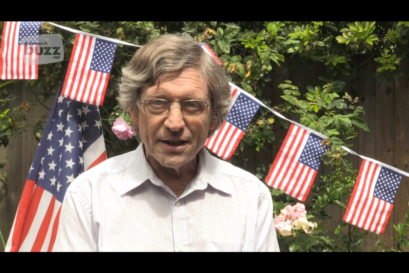 Americans In Chiswick – Henry Gewanter