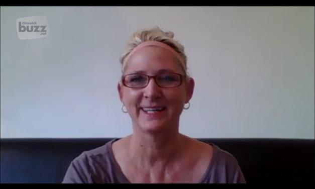 Americans in Chiswick – Donna Schoenherr