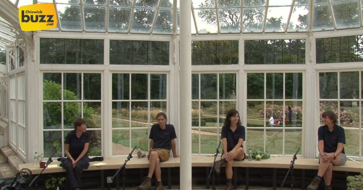 Chiswick House Gardeners' Question Time Offers Great Advice
