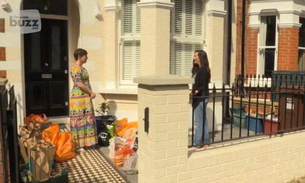 Covid's Volunteer Effect Hits Hounslow's Food Box Charity