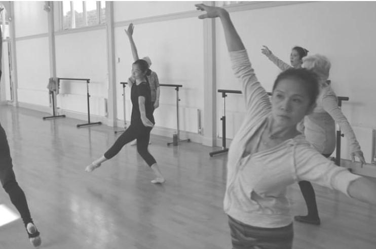 Ballet4Life Shortlisted for Dance Award