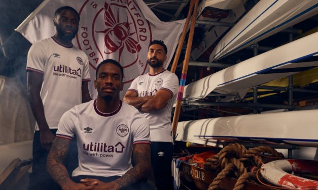 Back To The Future – Brentford x Umbro Third Kit 2020/21