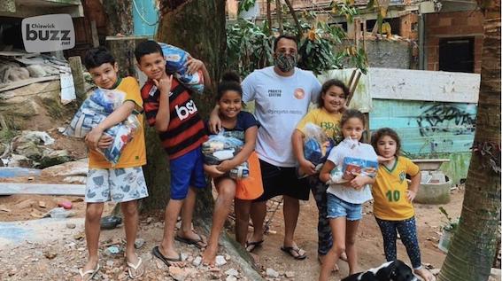 Brazilian Chiswickians Battle Lockdown Poverty Overseas