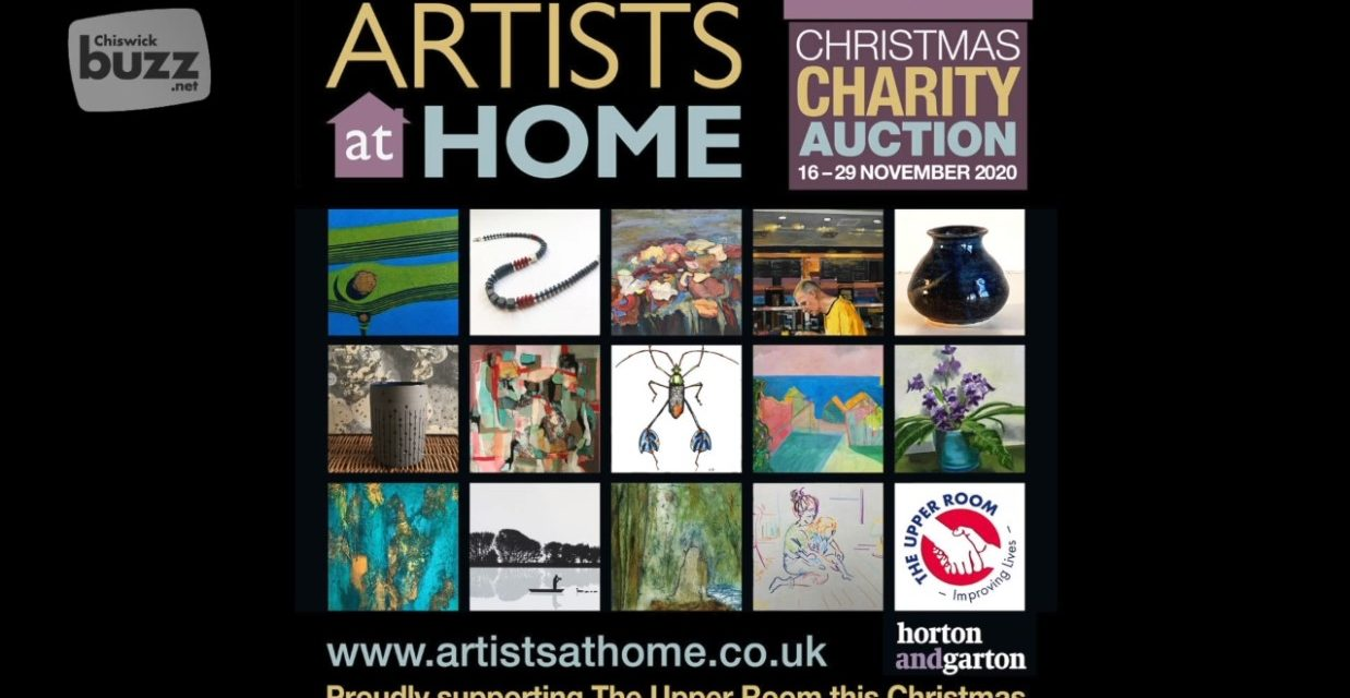 Artists At Home Charity Auction