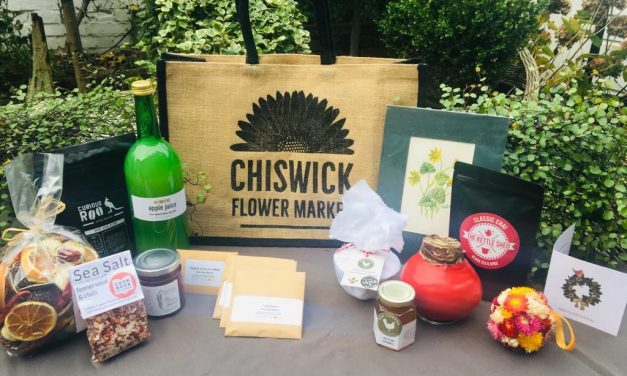 Chiswick Flower Market Does Christmas With Limited Edition Gift Bag