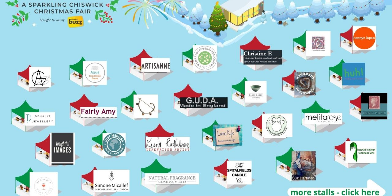 Chiswickbuzz Sparkling Online Christmas Fair