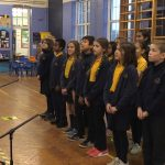 Belmont School Record Song for Charity