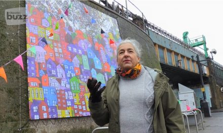Lockdown Art Revealed On W4th Plinth