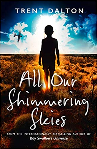 All Our Shimmering Skies - Jacket